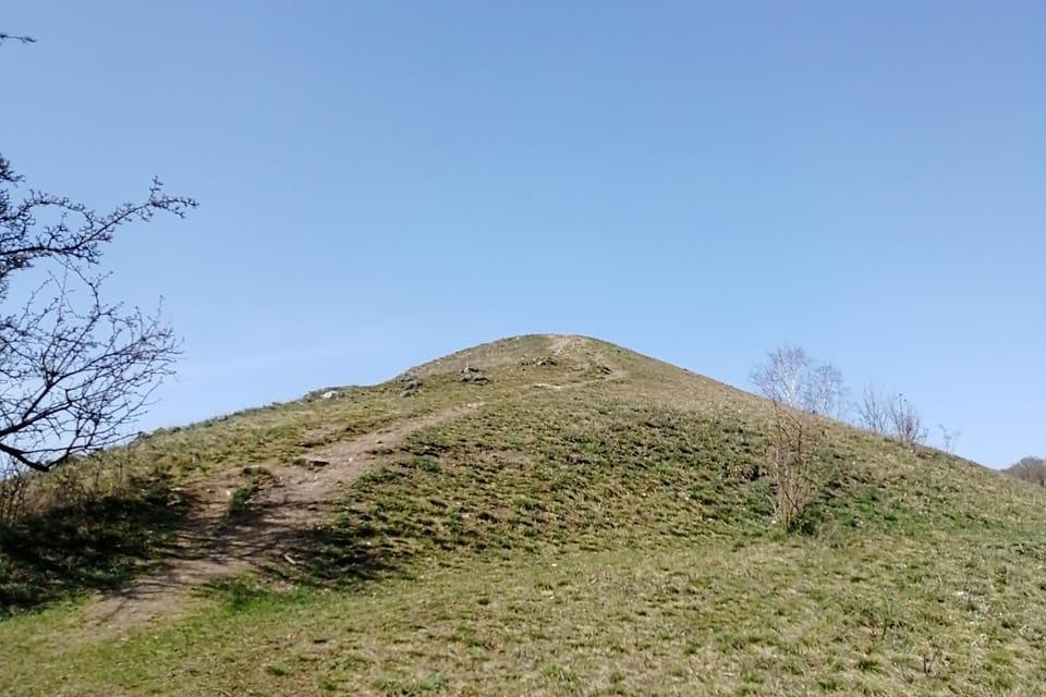 La colline d'Homolka,  photo: Štěpánka Budková