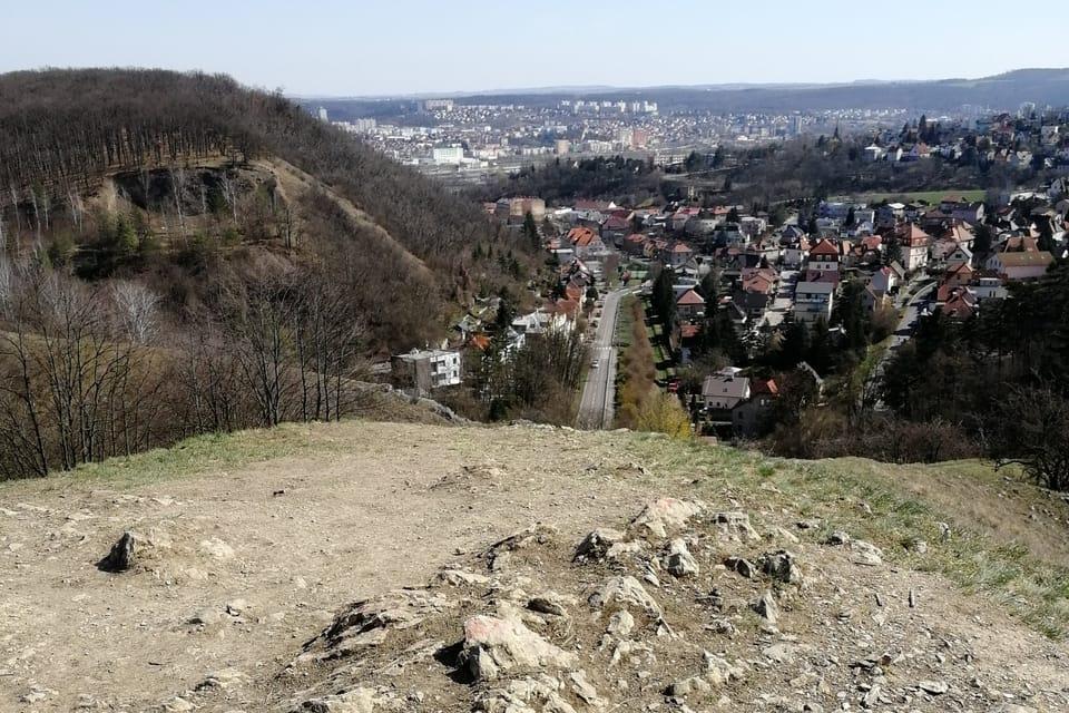 La vue de la colline d'Homolka,  photo: Štěpánka Budková