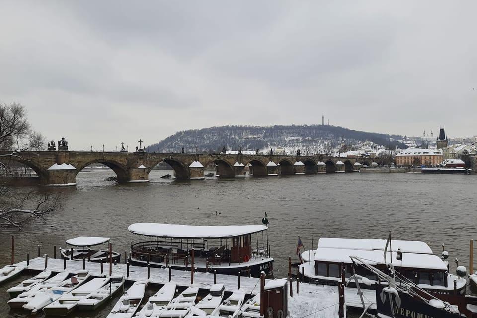 Le pont Charles,  photo: Thibaut Maillet