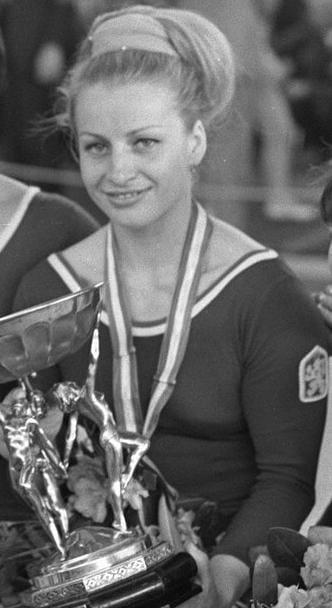 Vera Caslavska